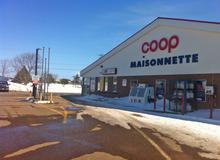Point de services de Maisonnette - Coop Caraquet